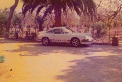 1973 Porsche Carrera 2.7 RS Touring - M472 - 911-360-1067 Maxted-Page 36 Classic & Historic Porsche