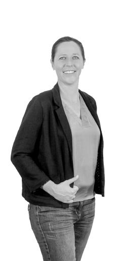Jeanette Geng —Backoffice & Marketing