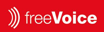 Freevoice logo