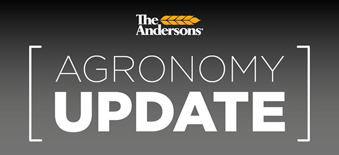 Agronomy Update April 2019