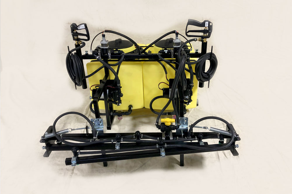 Dual 26 Gallon UTV Sprayer