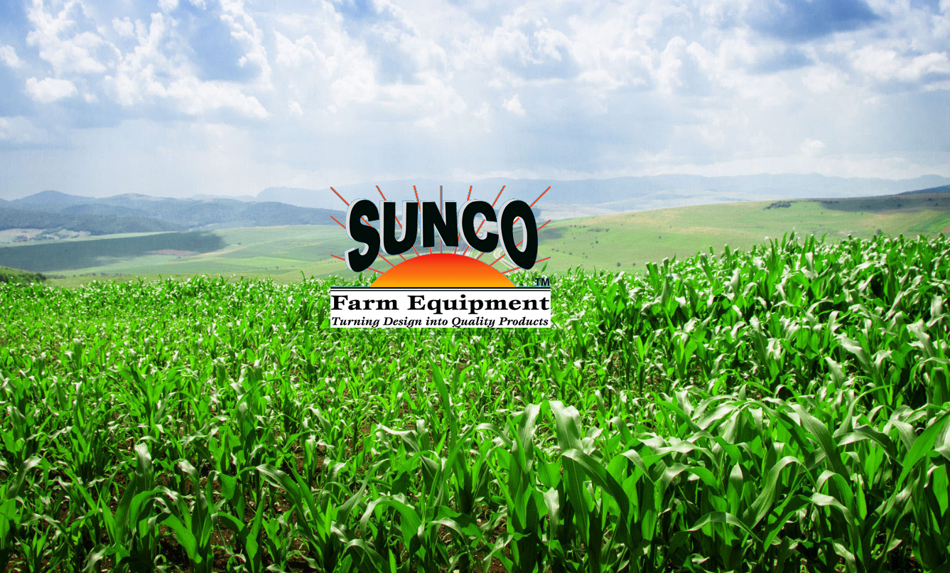 Now offering Sunco Equpiment