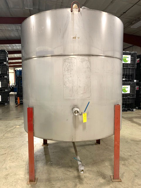 Stainless Steel Tank 1200 Gallons