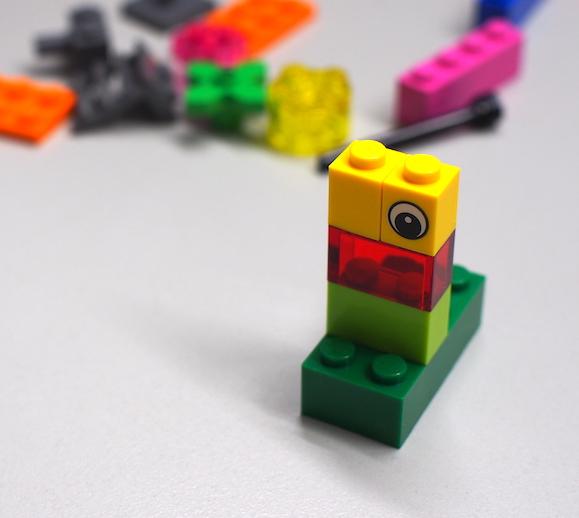 Skillsbuilding mit Lego® Serious Play®