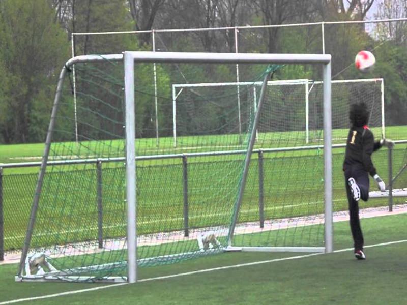 Goalnetmini 2x1,7x0,3x0,3 m