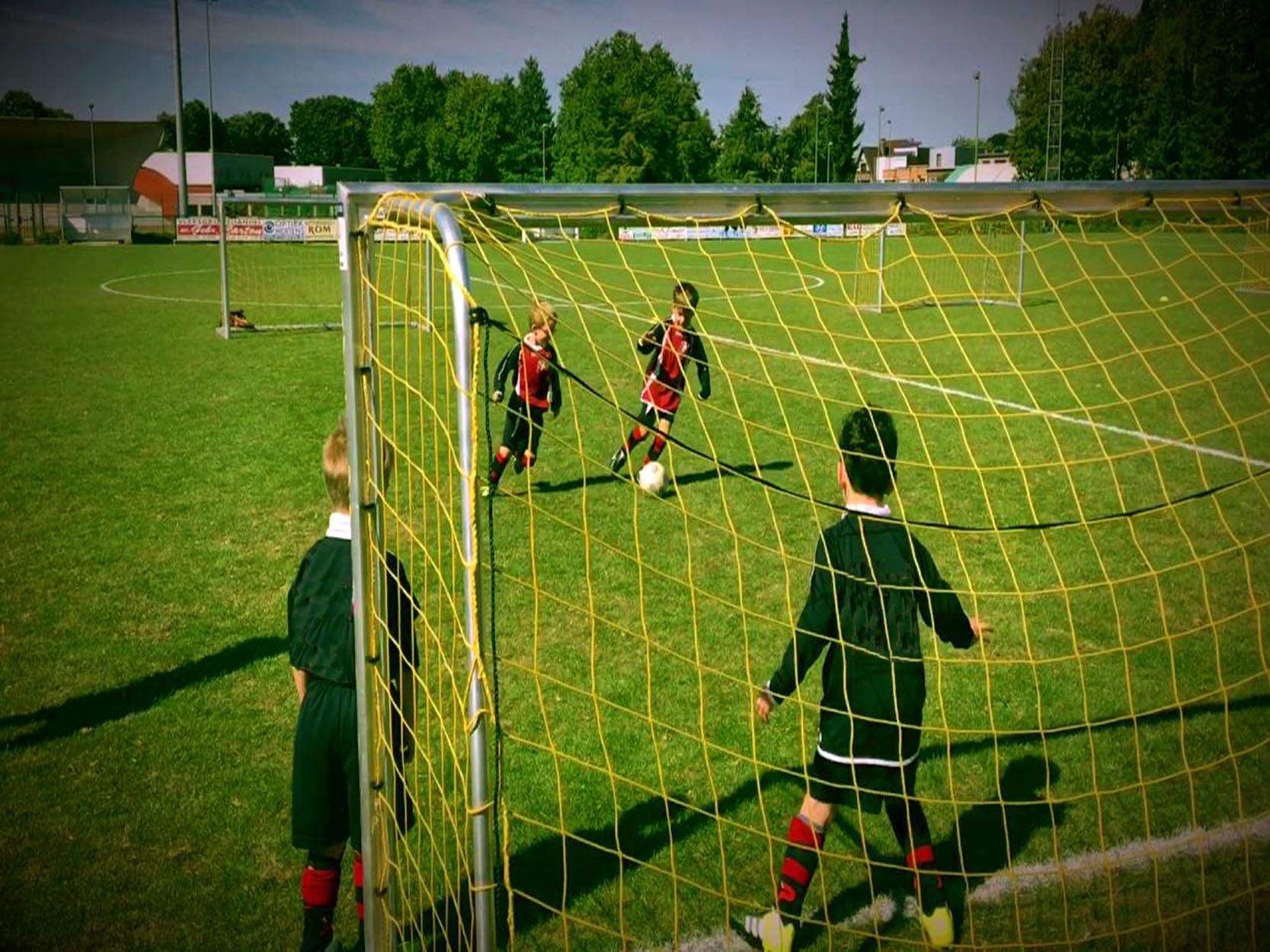 Goalnet mini3x1,5x0,8x1 m