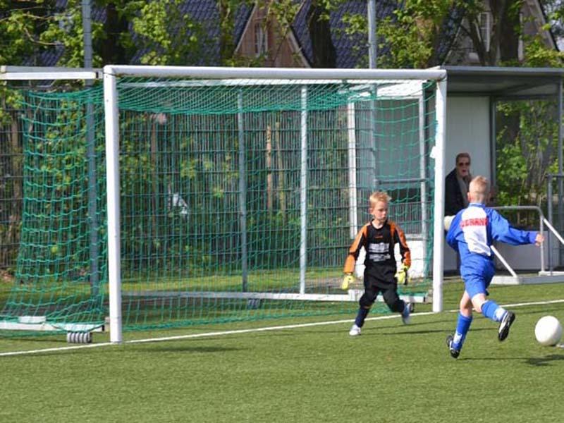 Goalnet mini  3x2x0,8x2 m