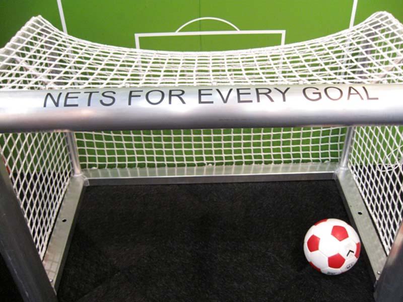 Goalnet mini 1,2x0,8x0,7x0,7 m