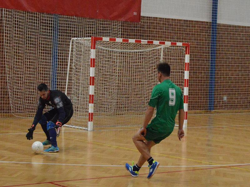FutsalGoalnet 3x2x0,9x0,9 m