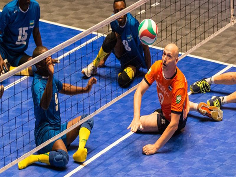 Sitting Volleyball Net