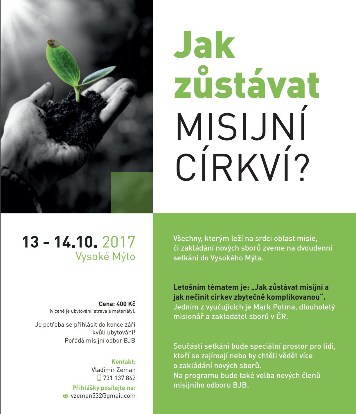 Leták MO konference 2017