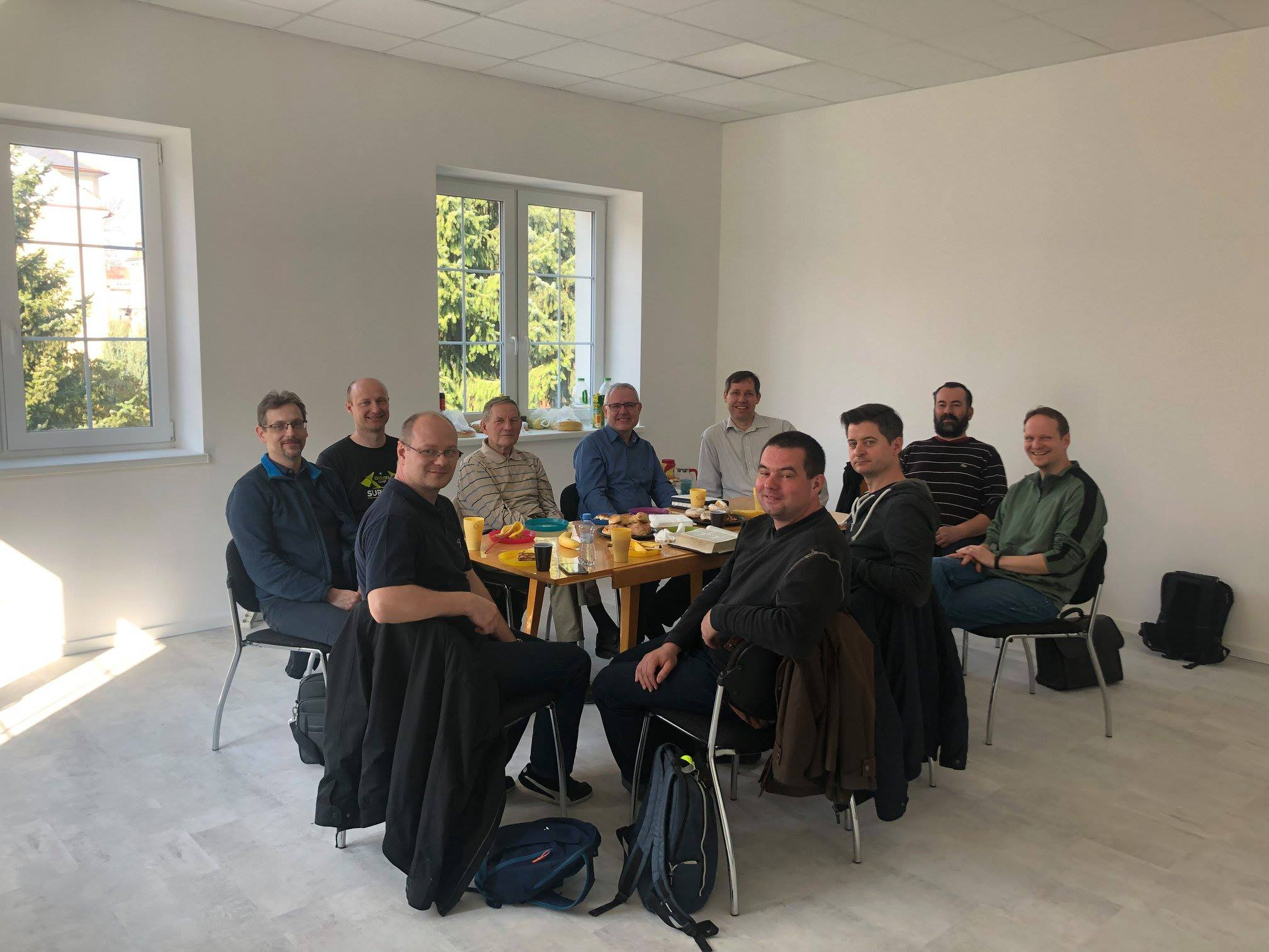 Setkání kazatelů na Moravě