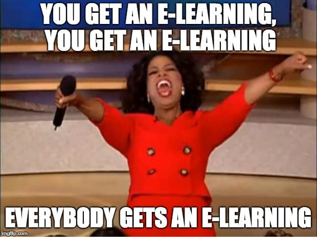 e-learning voor iedereen