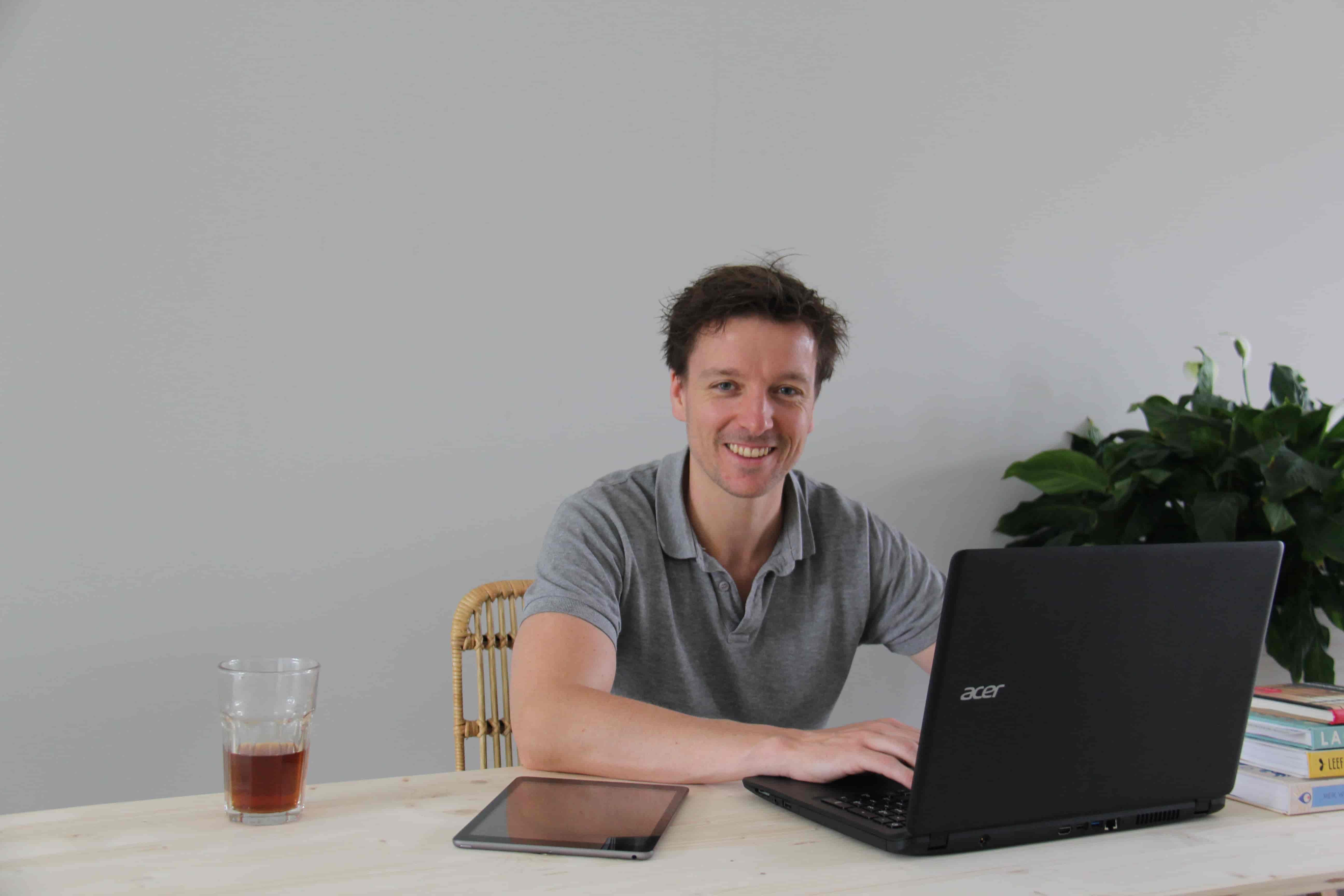 E-learning tegen stress