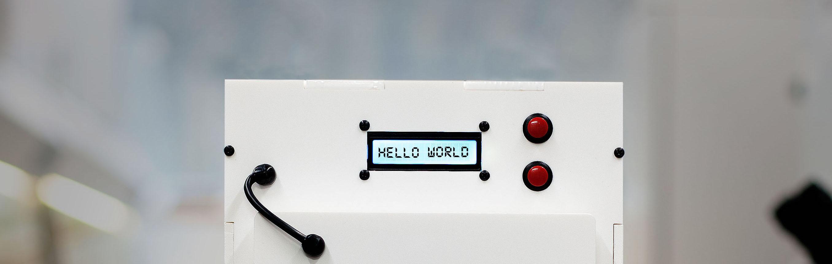Hackable CO2 Incubator