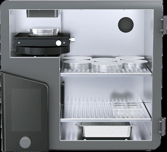 Direct Heating CO2 Incubator Layout