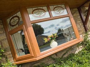 PVCu Bay Window