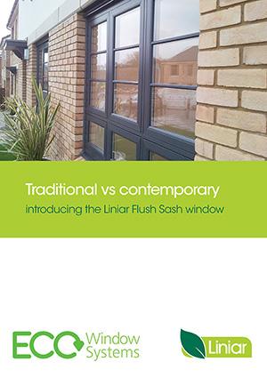 PVCu Flush Sash Windows Brochure