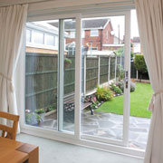 PVCu Patio Door