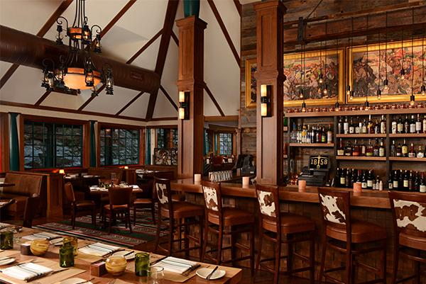 Restaurant 1858 - Seven Falls
