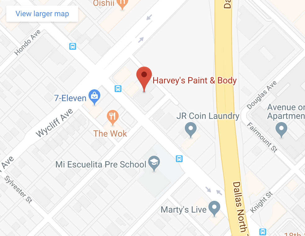 Harvey's Paint and Body