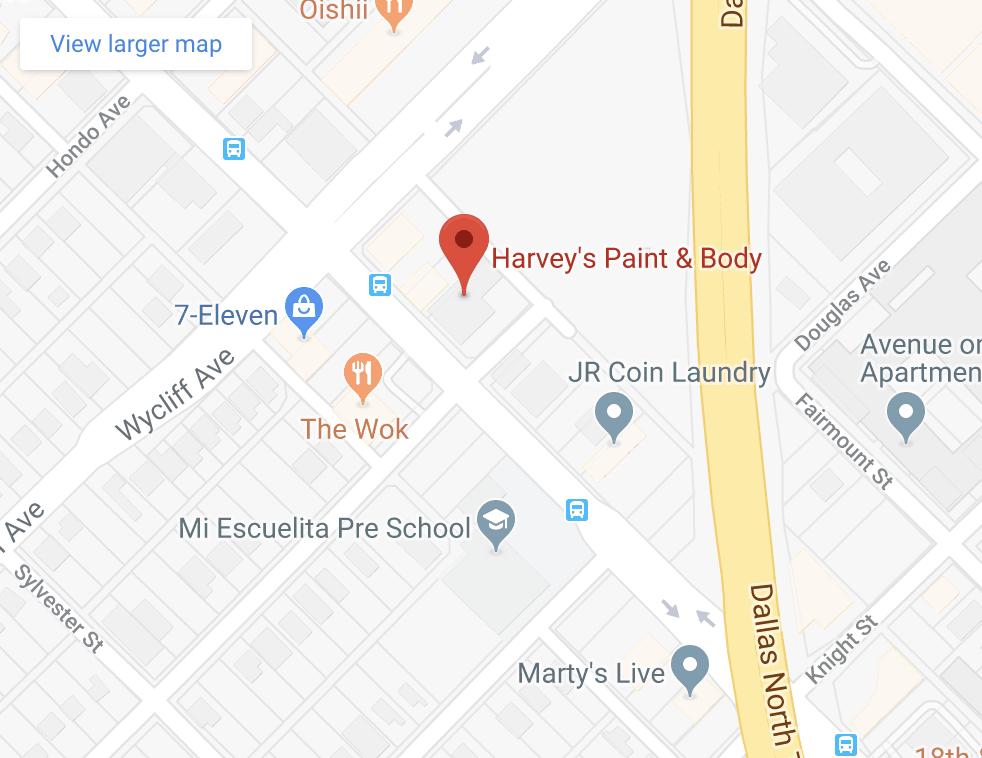 Harvey's Paint and Body