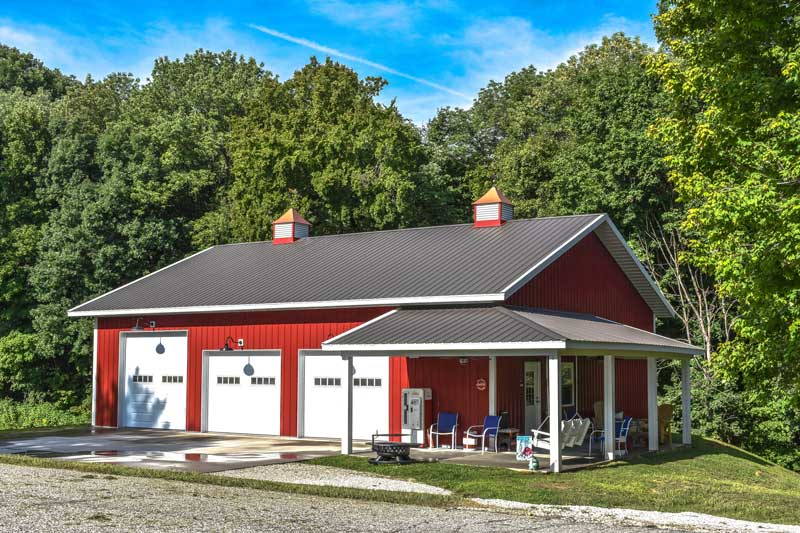 Authorized Graber Post Buildings Supplier