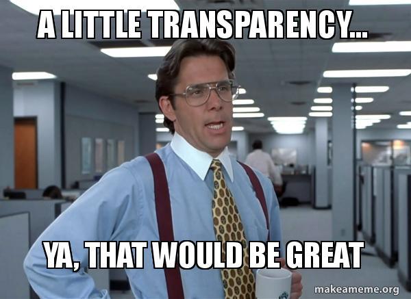 """Résultat de recherche d'images pour """"transparency memes"""""""