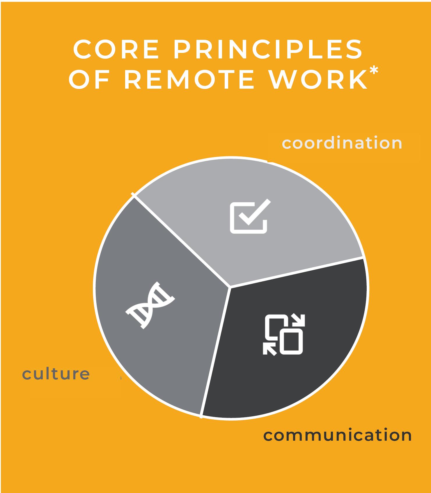 core principles of remote work