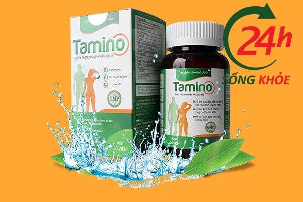 Thuốc tăng cân Tamino tốt nhất hiện nay
