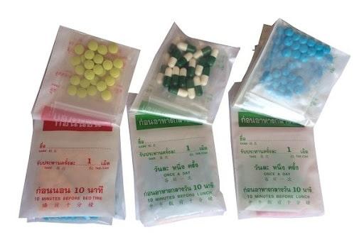 Thuốc giảm cân Thái Lan YANHEE VIP 7 hiệu quả