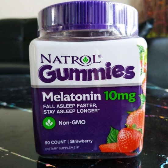 Kẹo ngủ Natrol Gummies Melatonin 10mg có tốt không? Giá bao nhiêu?