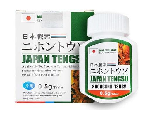 Thuốc trị xuất tinh sớm của Nhật Japan Tengsu tốt nhất