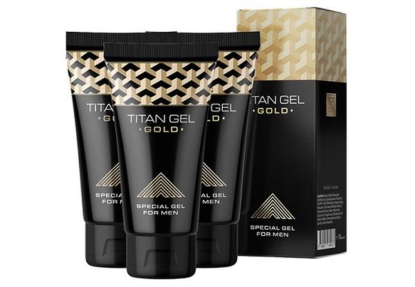 Thuốc bôi chống xuất tinh sớm tốt nhất Titan Gel Gold