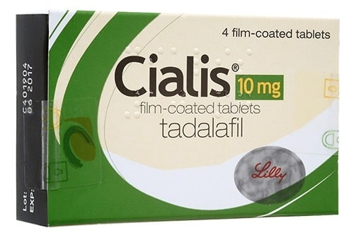 Thuốc cường dương Cialis của Mỹ