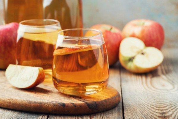 Giảm cân bằng giấm táo tại nhà