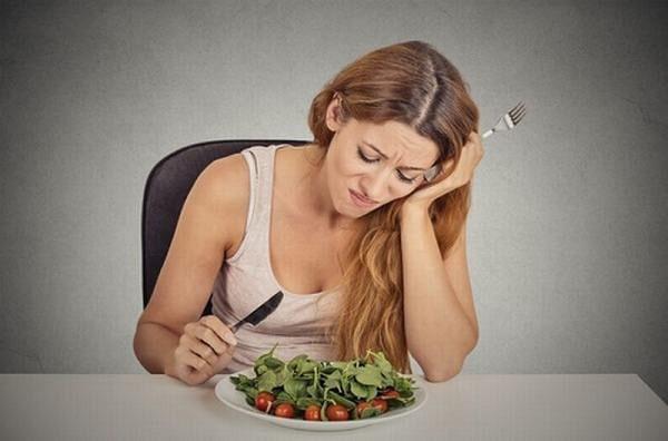 Cơ thể kém hấp thu làm bạn khó tăng cân