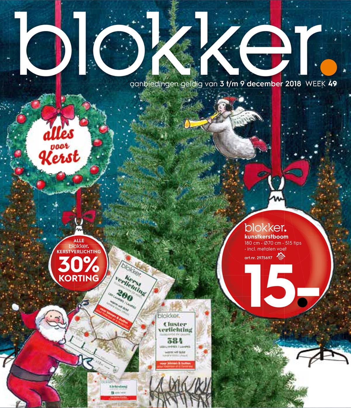 Blokker Alles Voor Kerst Blokker