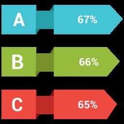 Infografica risultati