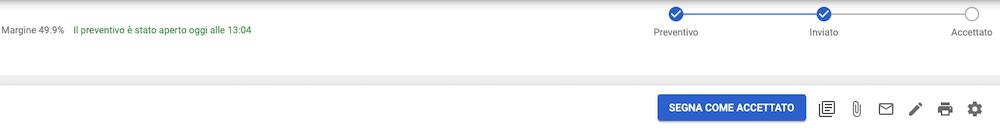 tracciamento apertura email
