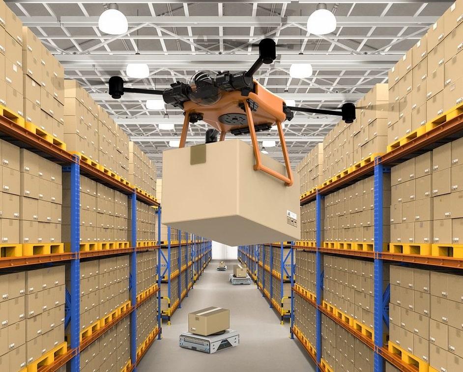 Nuove tecnologie per la gestione del magazzino