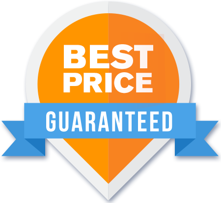 SEO services at the best price (image: An icon that says 'best price guaranteed')