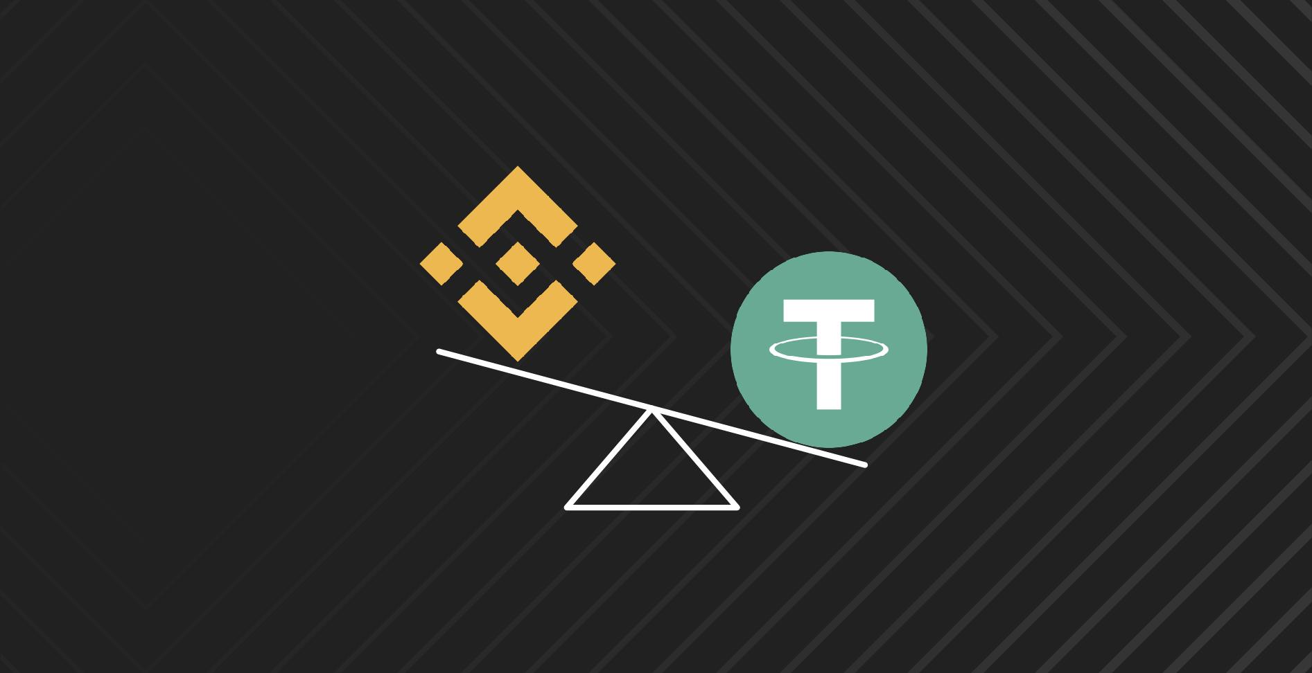 Bitspark's Blog | Binance stablecoins set to dethrone Tether
