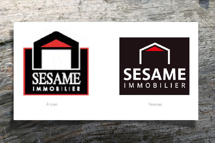 "logo ""sesame"""
