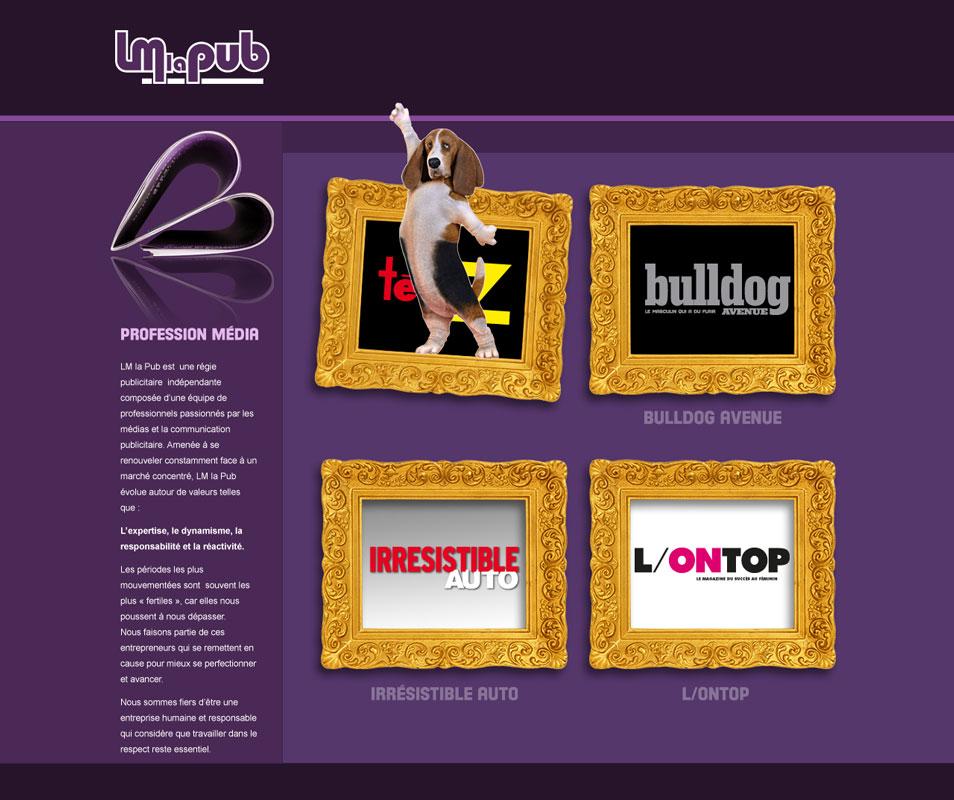 "site internet ""lmlapub"""