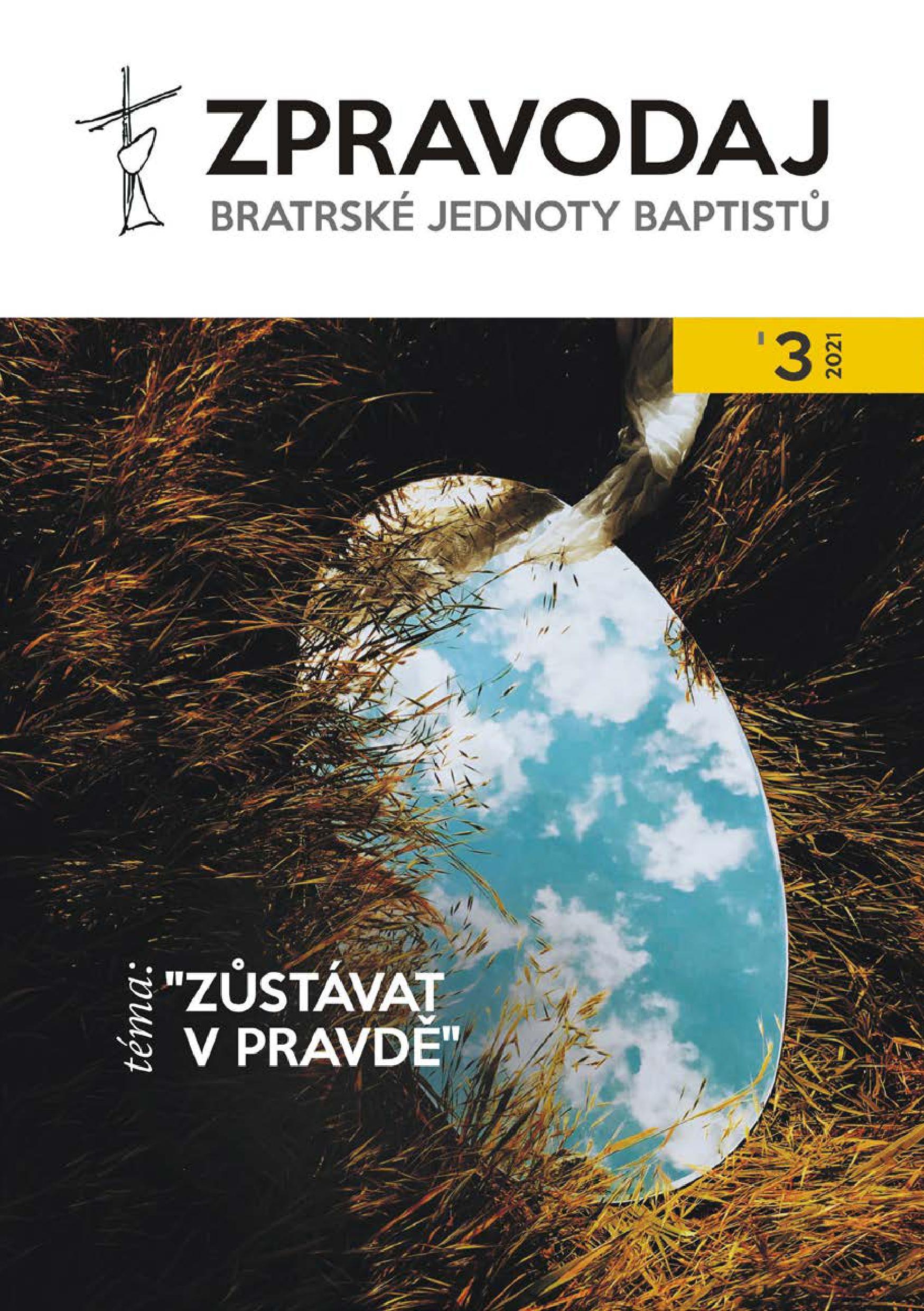 Zpravodaj BJB 03/21
