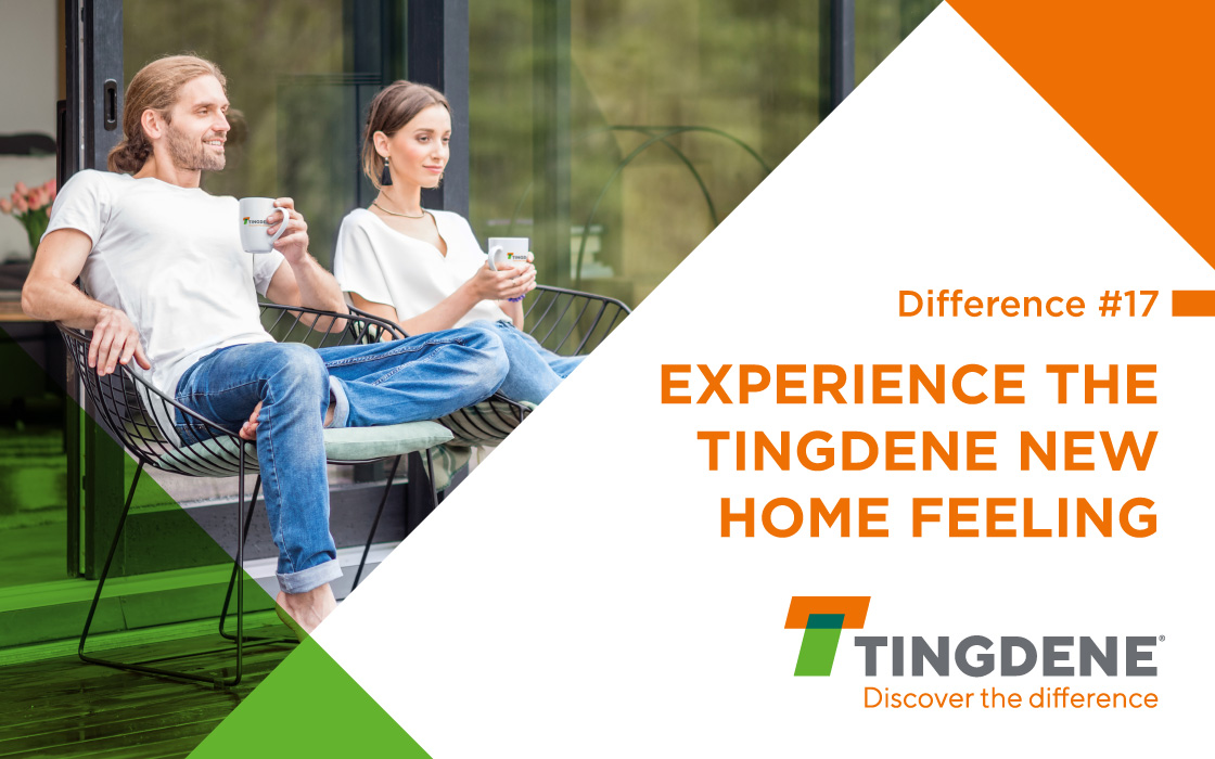 Tingdene Homes, one of the UK's leading manufacturers of holiday lodges and park homes