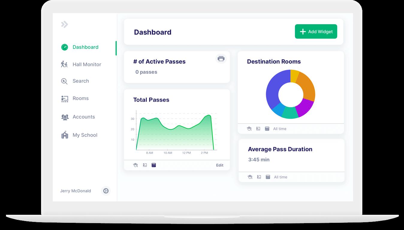 SmartPass Admin Dashboard