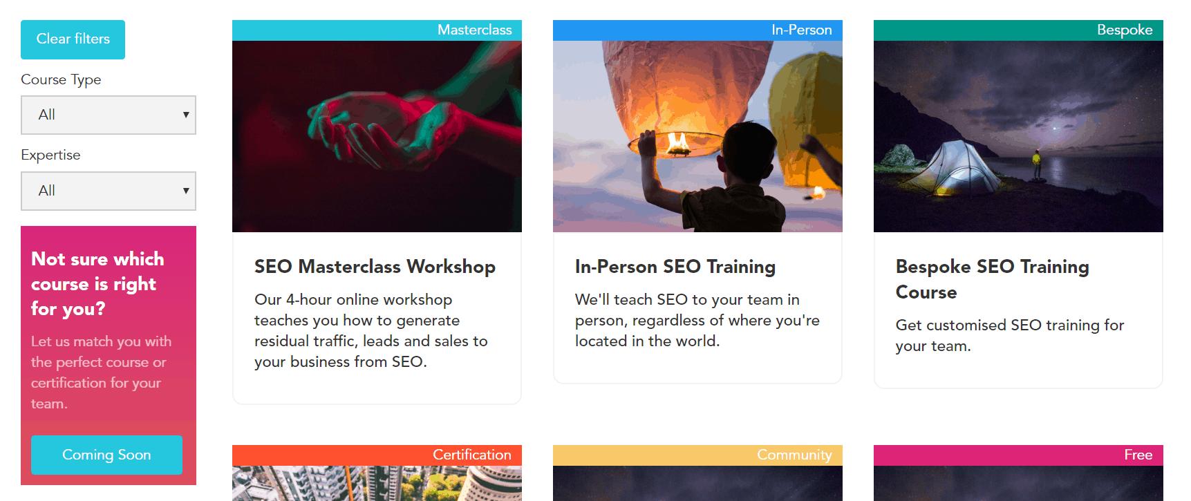 Marketing Training and Certification - Marketing Partner Program