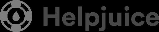 Helpjuice greyscale logo